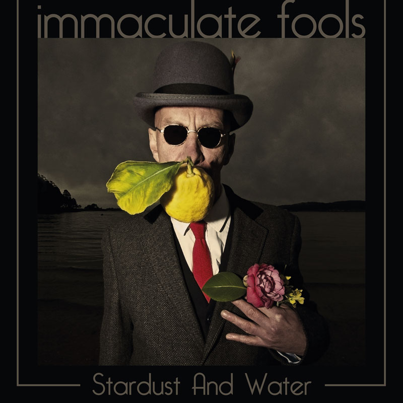 Front cover of Immaculate Fools album Stardust and Water
